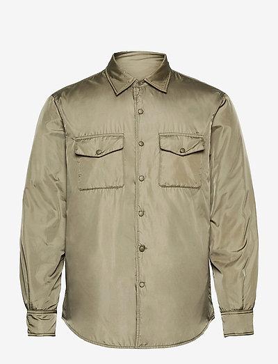 CAMICIA MOD.13 PIU' - clothing - verde