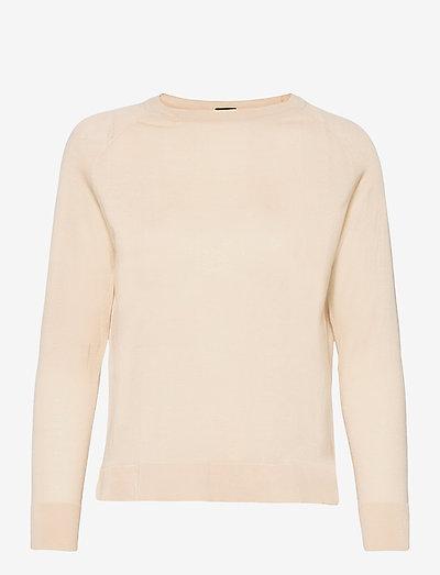 MAGLIA MOD.4039 - trøjer - naturale