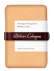 ORANGE SANGUINE SOAP 200 GR - CLEAR
