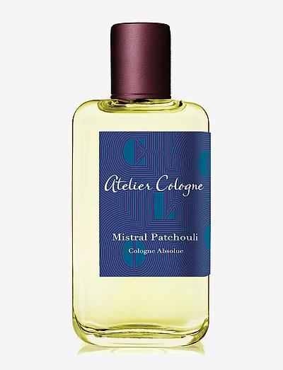 Mistral Patchouli - eau de parfum - clear