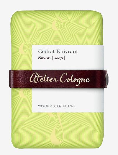 Collection Joie de Vivre Cedrat Enivrant Soap - CLEAR