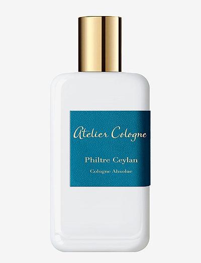 Collection Carte Blanche Philtre Ceylan Perfume 100ml - eau de parfum - clear