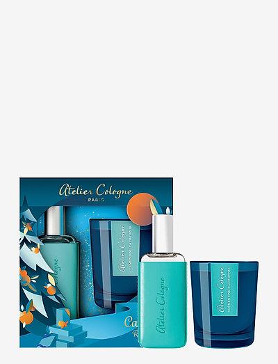 Clémentine California xmas set 30ml + Candle - parfymset - no colour