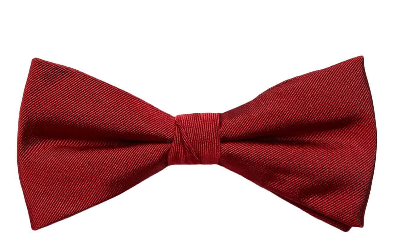 Tie Bow Bow Soliddark Soliddark Design Tie RedAtlas F1TclK3J