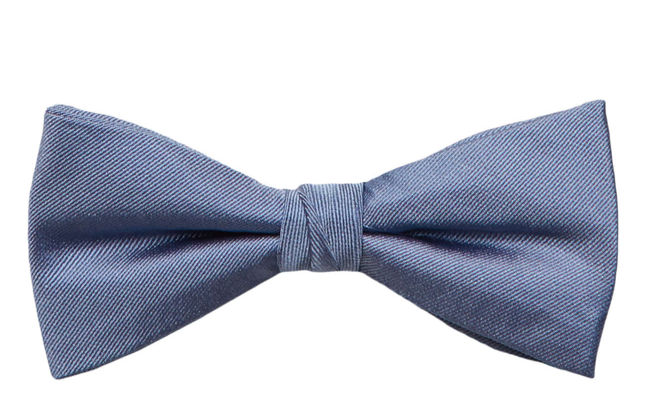 Bow Bow Soliddenim BlueAtlas Tie Soliddenim Tie Design Bow BlueAtlas Tie Design tsQChrd