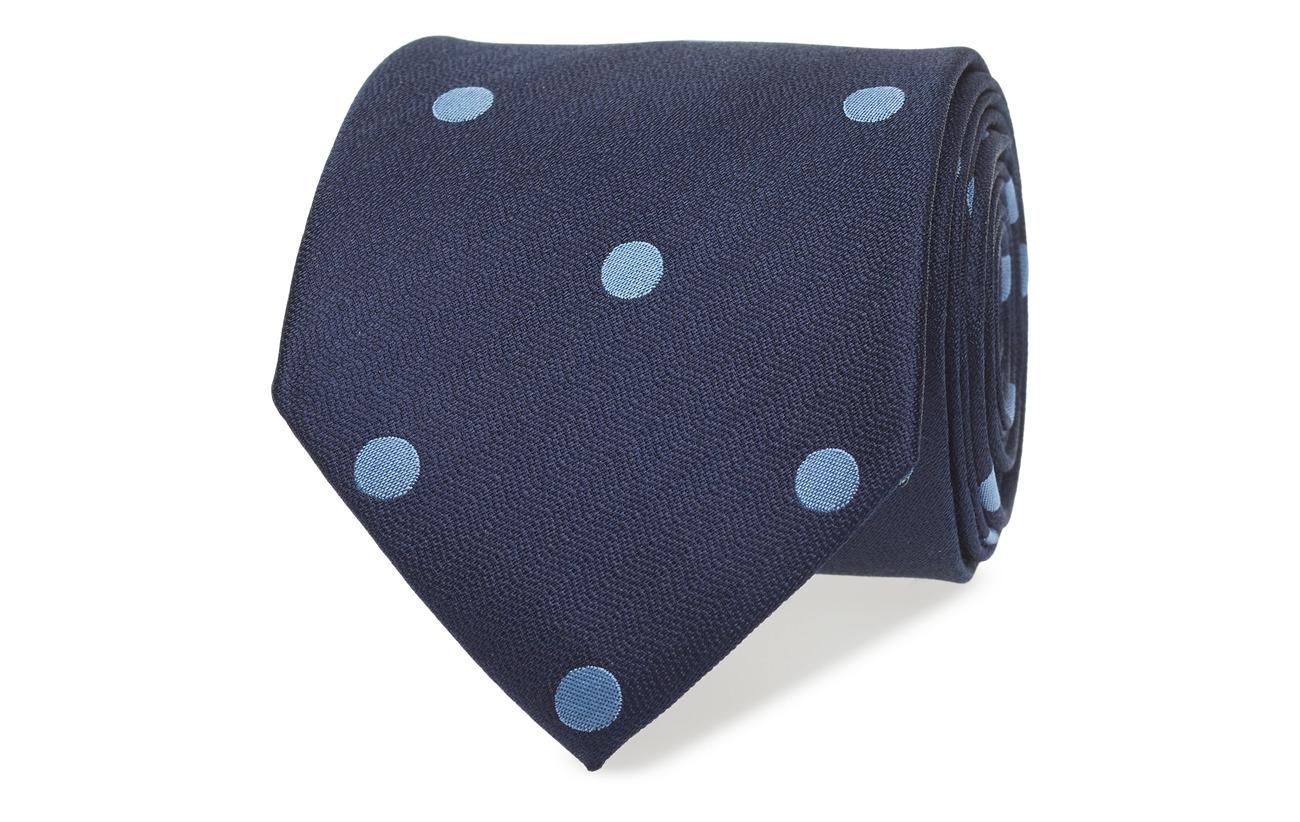 Big Design Tie Tie Design DotsnavyAtlas Big DotsnavyAtlas hdxtsrQC