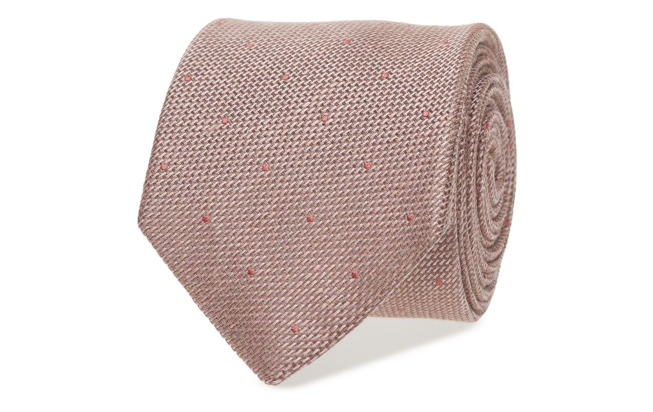 Design Linen Tie DotspinkAtlas Linen DotspinkAtlas Design Tie kwOX8n0P