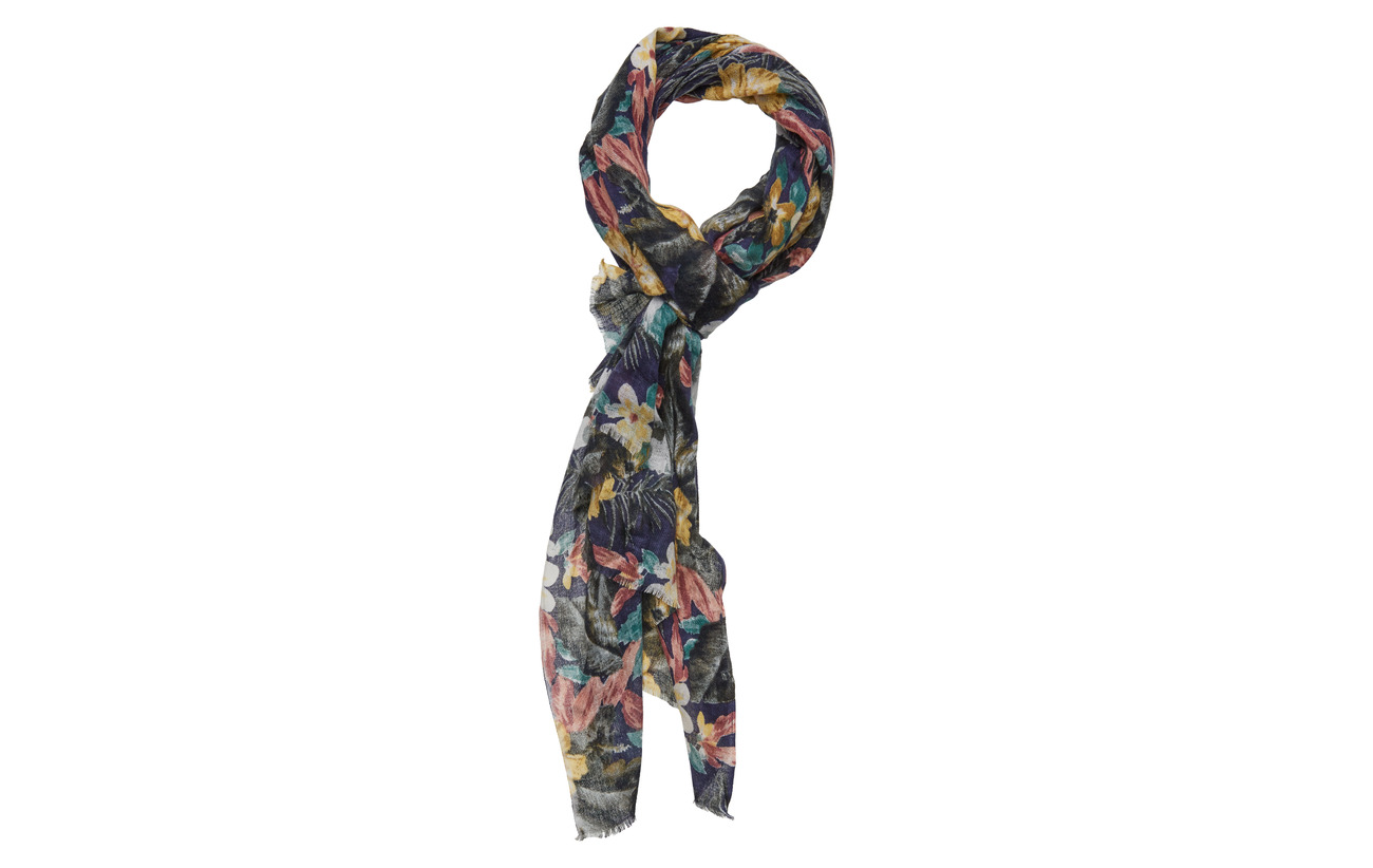 ATLAS DESIGN SCARF MULTI TROPICAL Halsdukar & sjalar