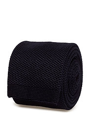 TIE KNITTED - NAVY