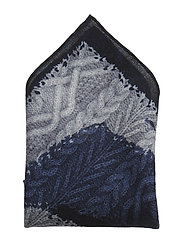 HANKY CABLE - NAVY