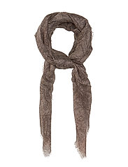 SCARF EPIC PAISLEY - BEIGE