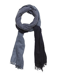 SCARF SHADED - BLUE