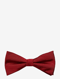 BOW TIE SOLID - DARK RED