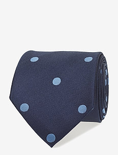 TIE BIG DOTS - NAVY