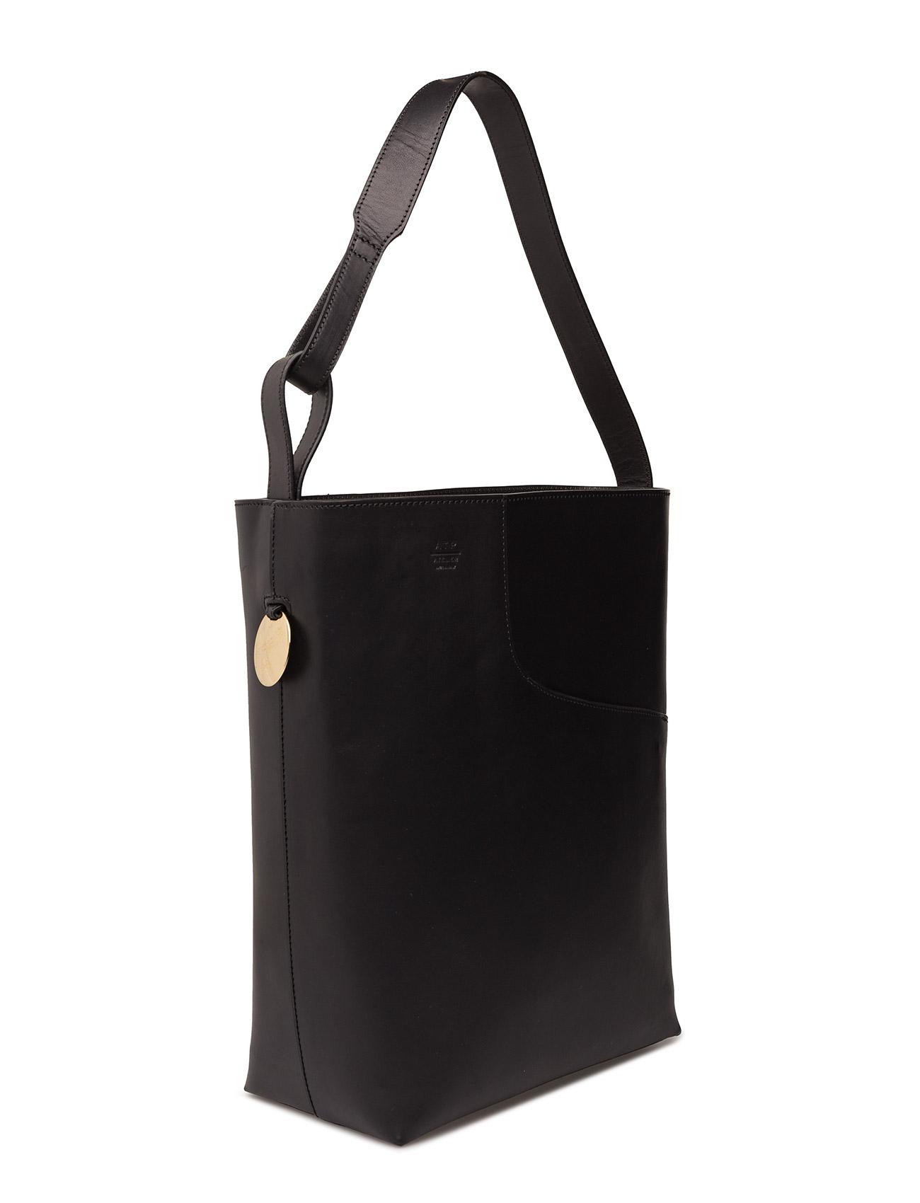 ATP Atelier - Pienza Black Vacchetta - shoppers - black - 2