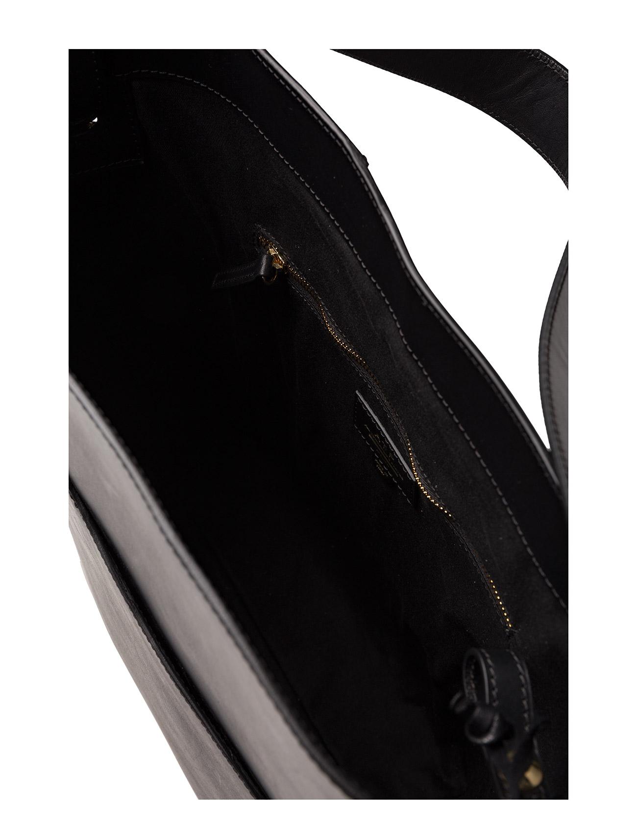 ATP Atelier - Pienza Black Vacchetta - shoppers - black - 5