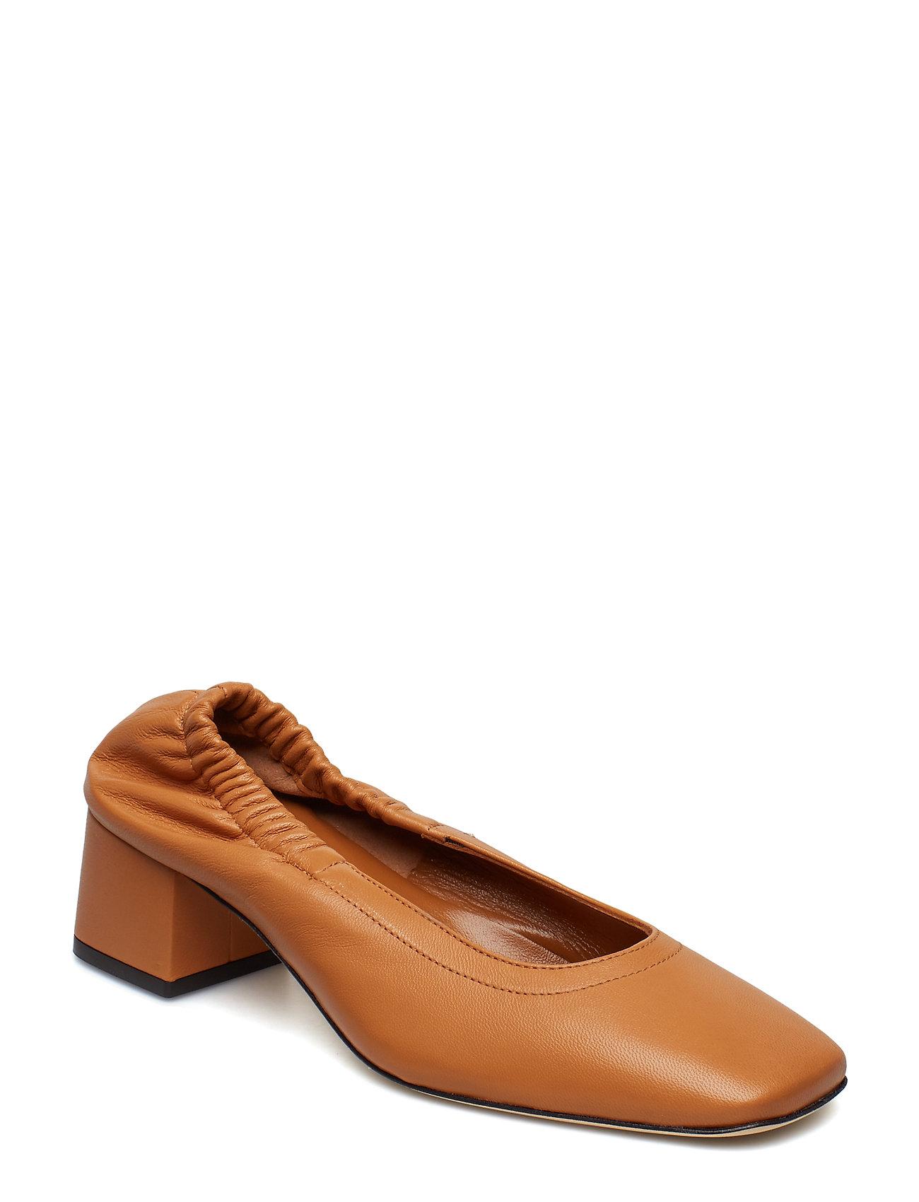 ATP Atelier Fiore Terra Nappa Högklackade skor