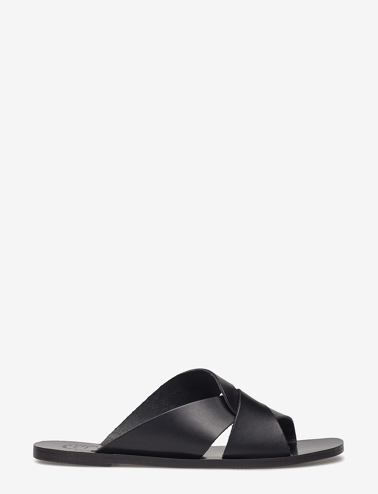 ATP Atelier - Allai - matalat sandaalit - black - 1