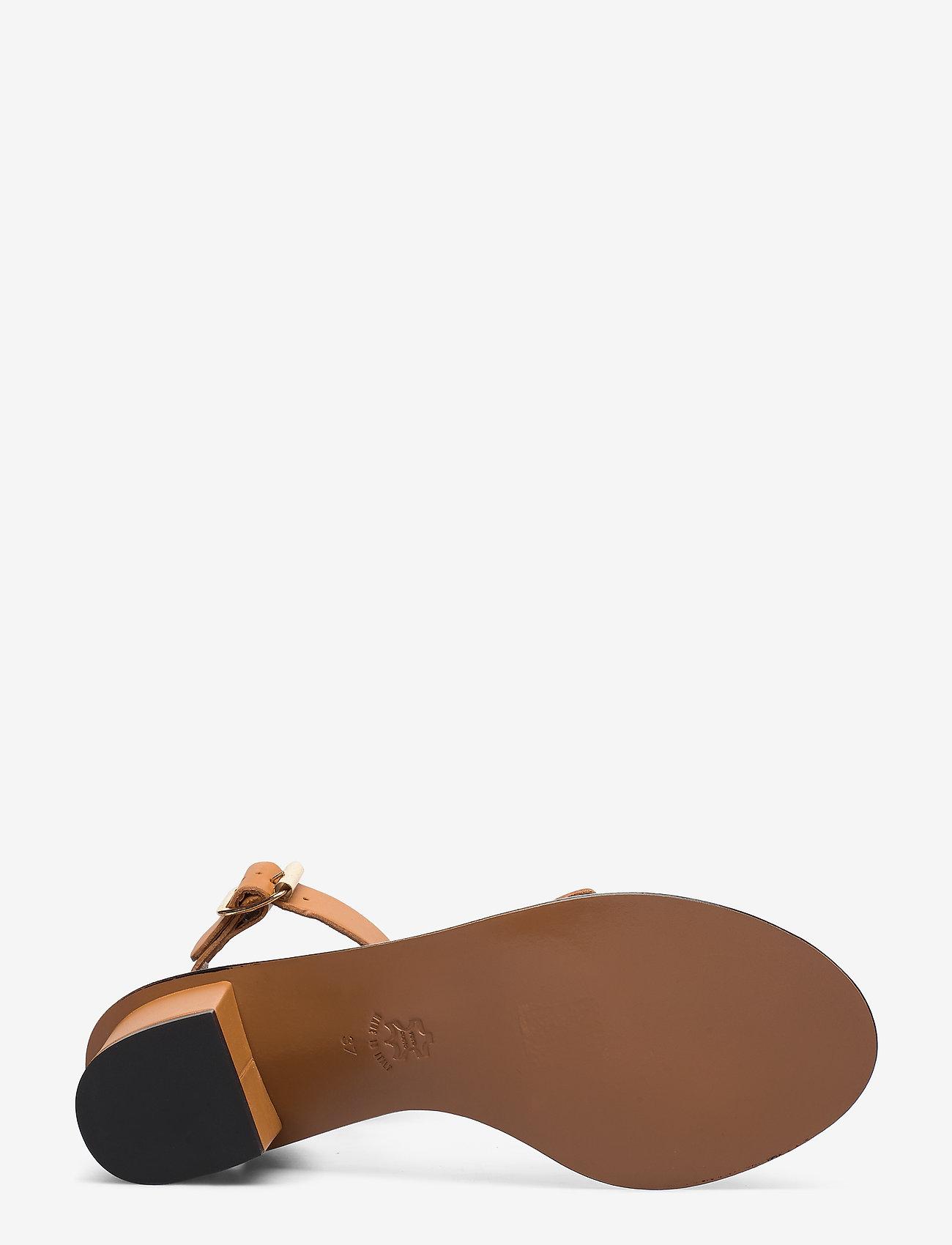 ATP Atelier - Carmen Terra Vacchetta - högklackade sandaler - terra - 4