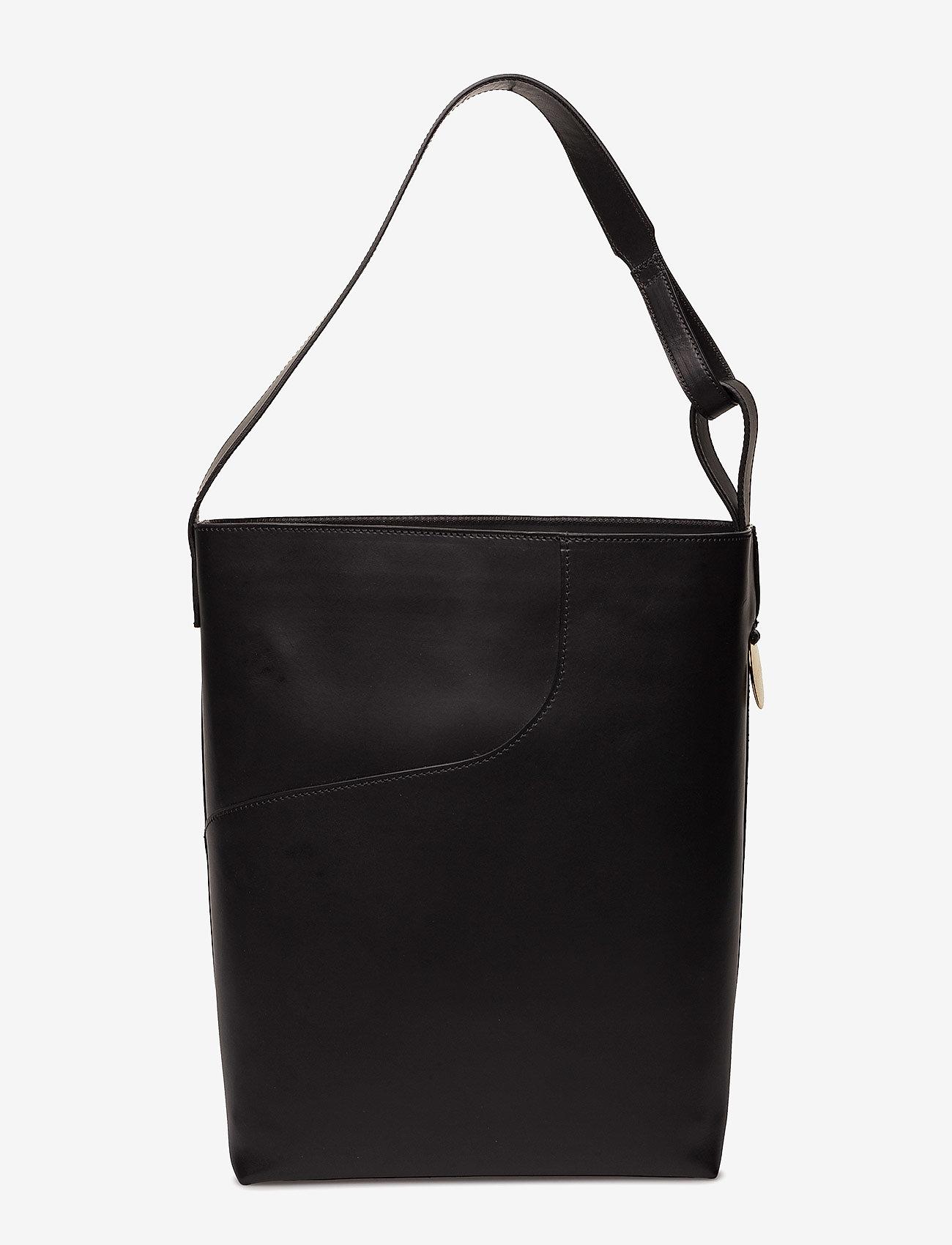 ATP Atelier - Pienza Black Vacchetta - shoppers - black - 1