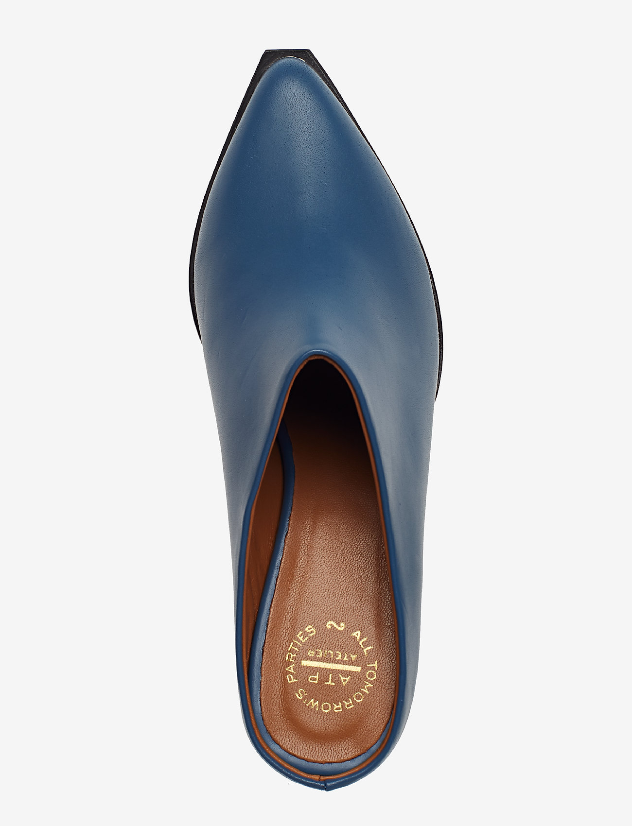 Fave Sky Blue Vacchetta (Sky Blue) (999.60 kr) - ATP Atelier