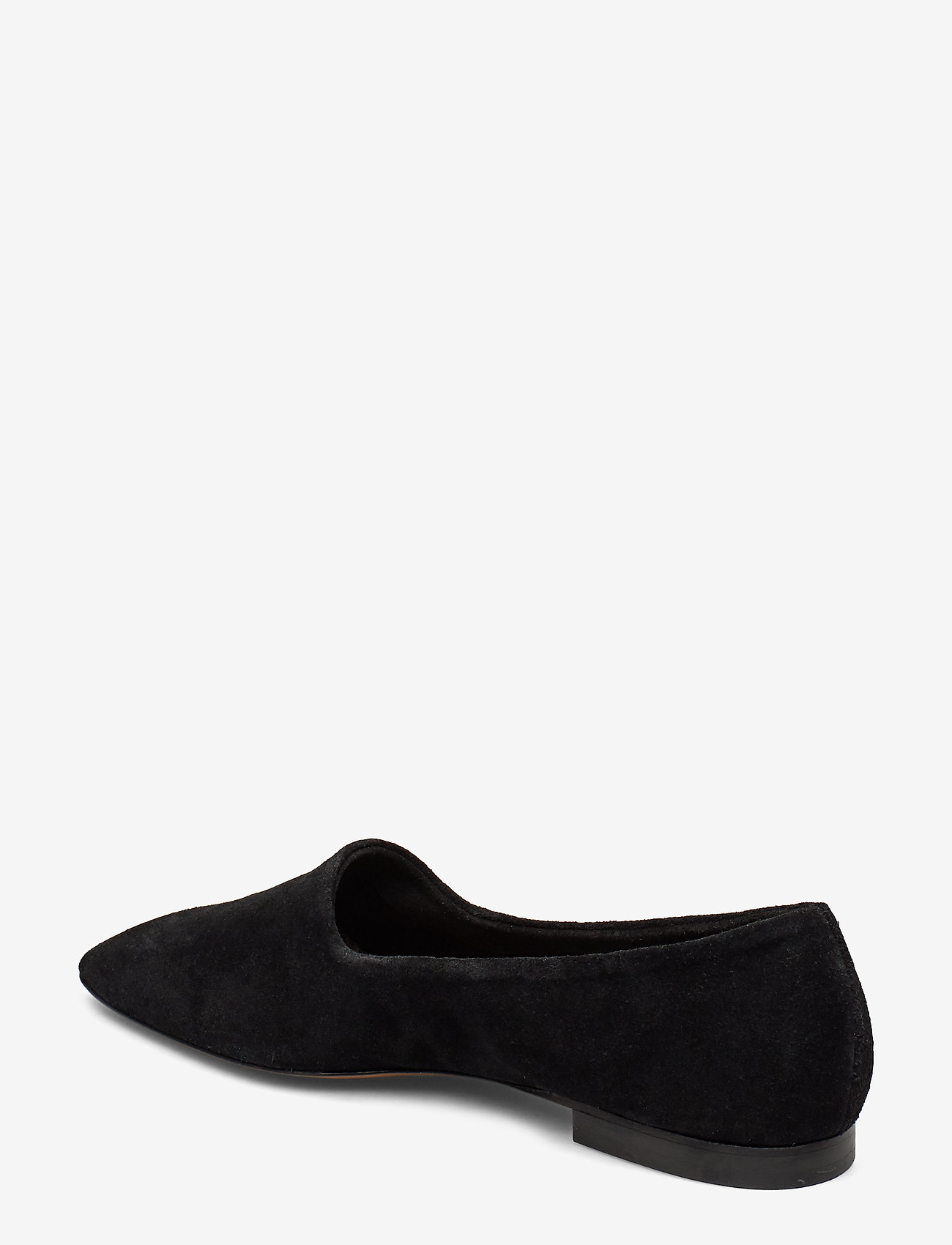 ATP Atelier - Andrano Black Suede - shoes - black - 2