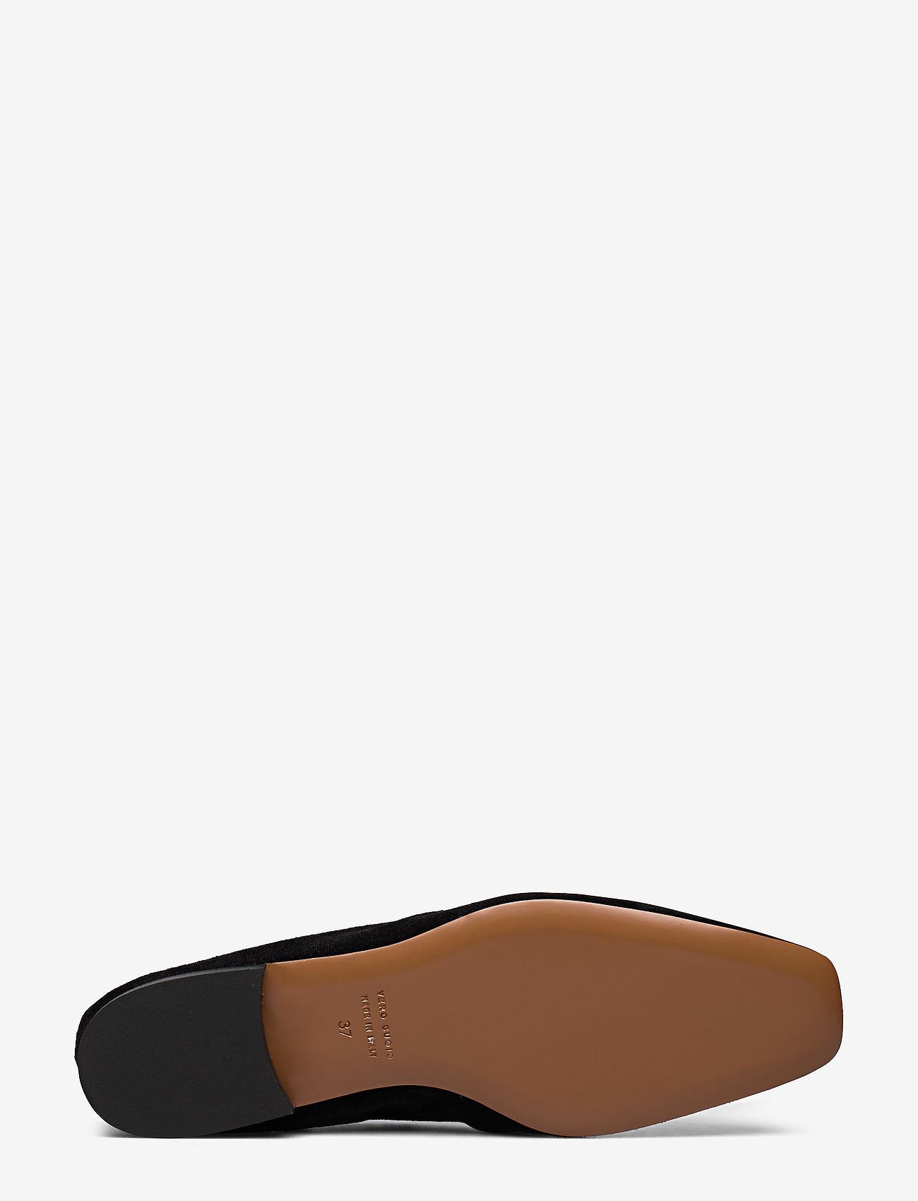 ATP Atelier - Andrano Black Suede - shoes - black - 4