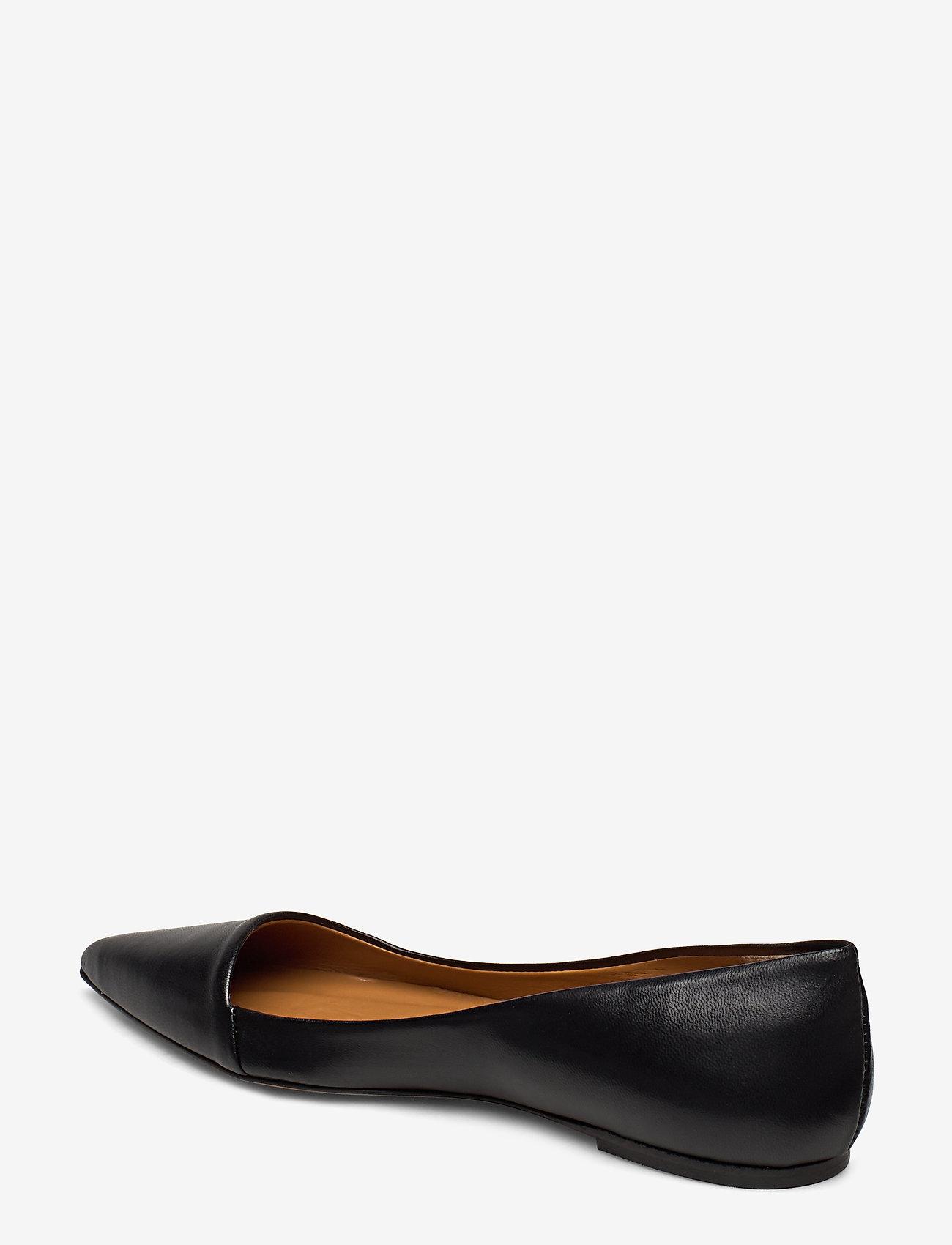 ATP Atelier - San Cataldo Black Nappa - shoes - black - 2