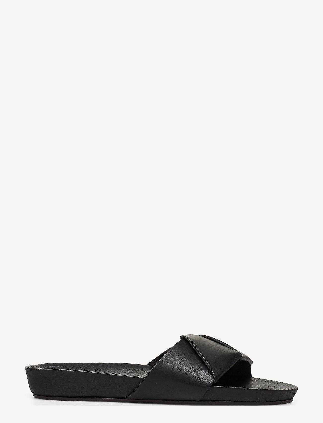 ATP Atelier - Oria Vacchetta - flat sandals - black - 1