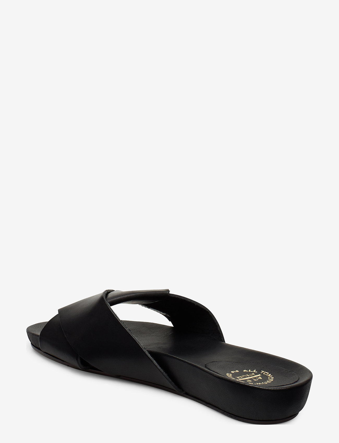 ATP Atelier - Oria Vacchetta - flat sandals - black - 2
