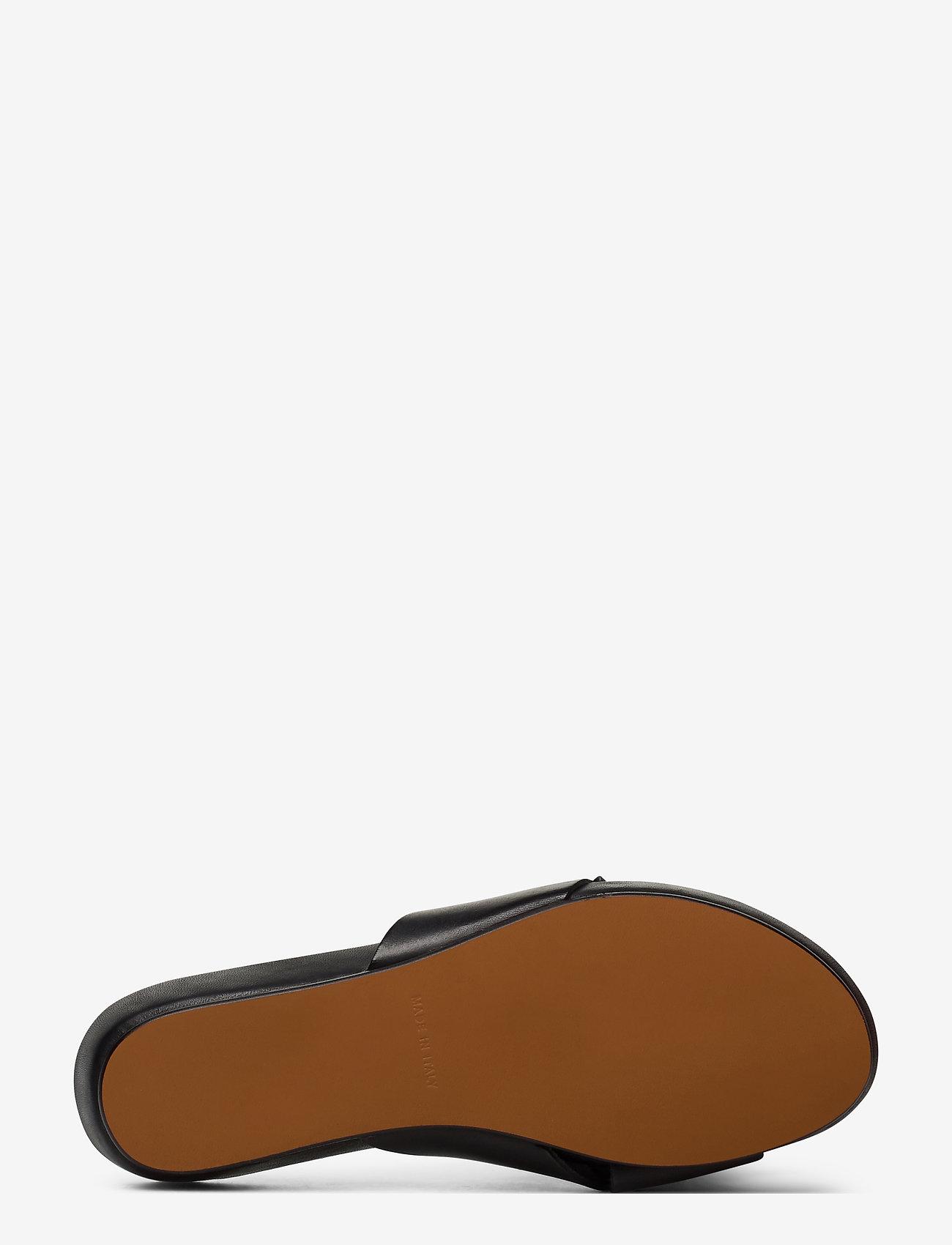 ATP Atelier - Oria Vacchetta - flat sandals - black - 4