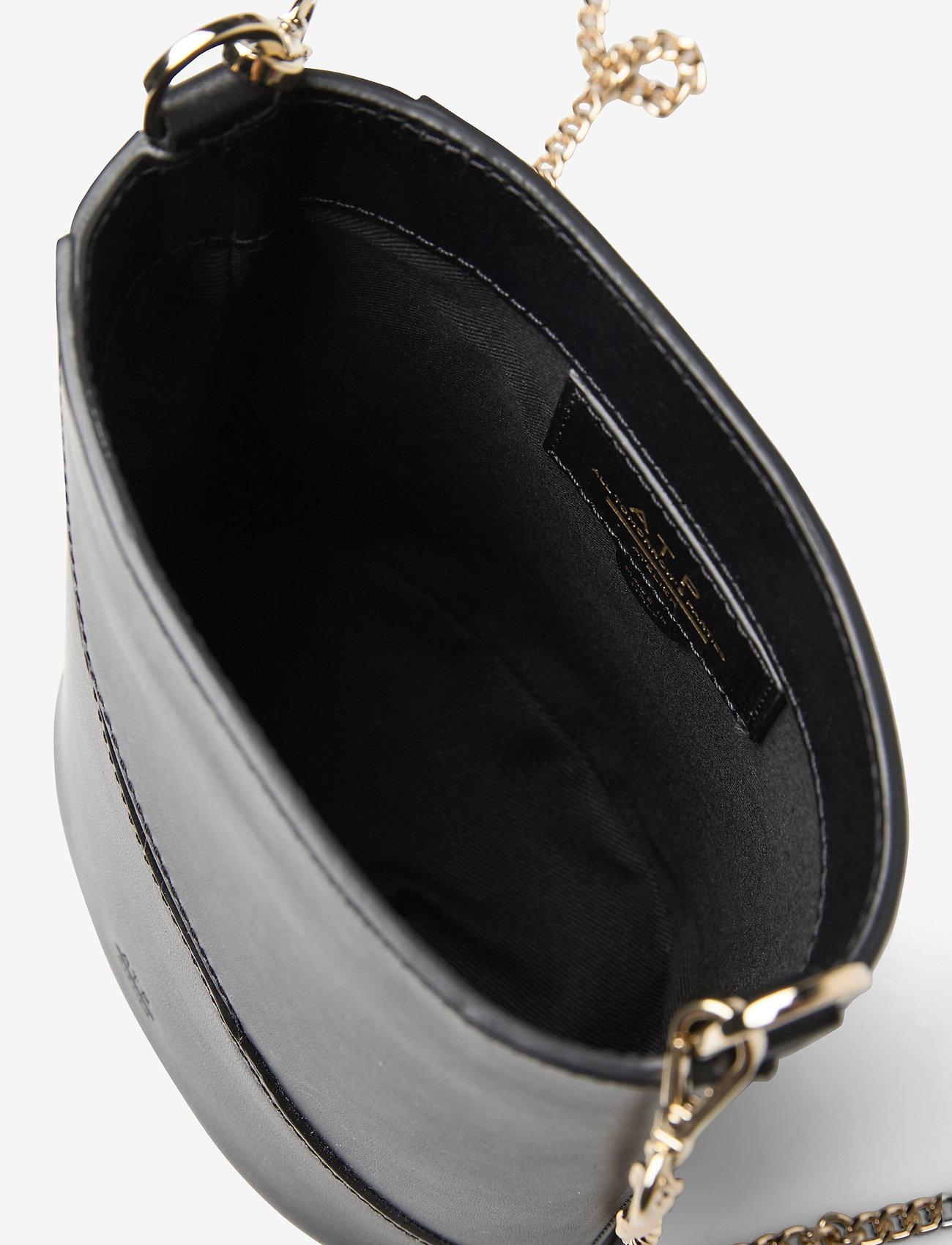 ATP Atelier - Faeto Vacchetta - bucket bags - black - 3