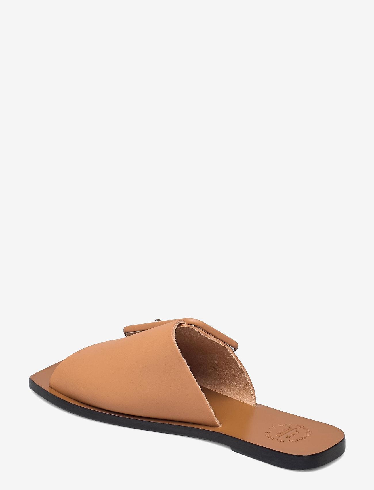 ATP Atelier - Ceci Honeynut Vacchetta - platta sandaler - honeynut - 2