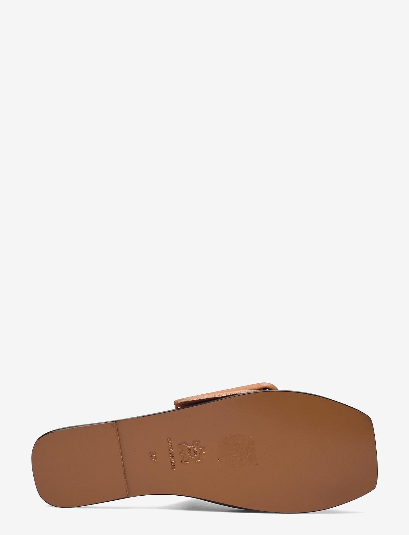 ATP Atelier - Ceci Honeynut Vacchetta - platta sandaler - honeynut - 4