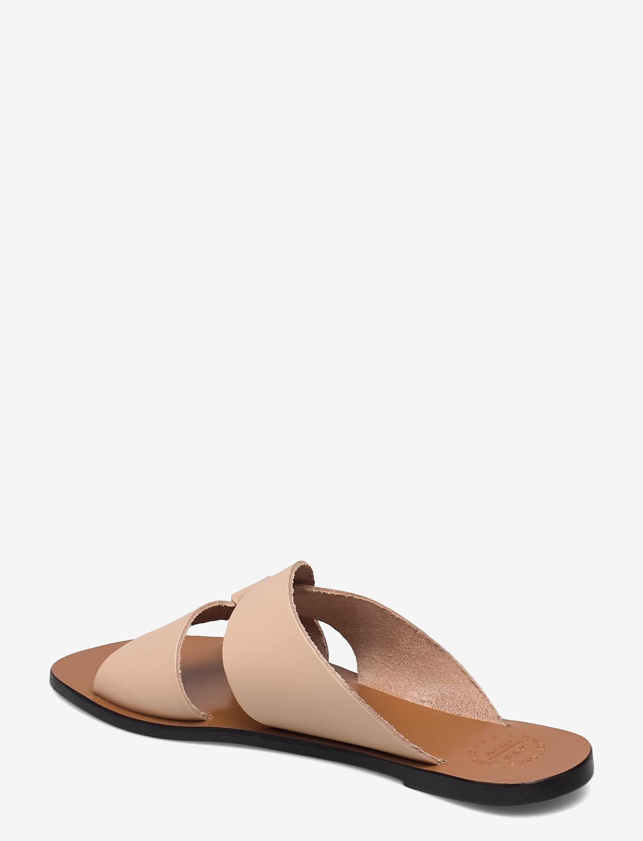ATP Atelier - Allai Sand Vacchetta - platta sandaler - sand - 2