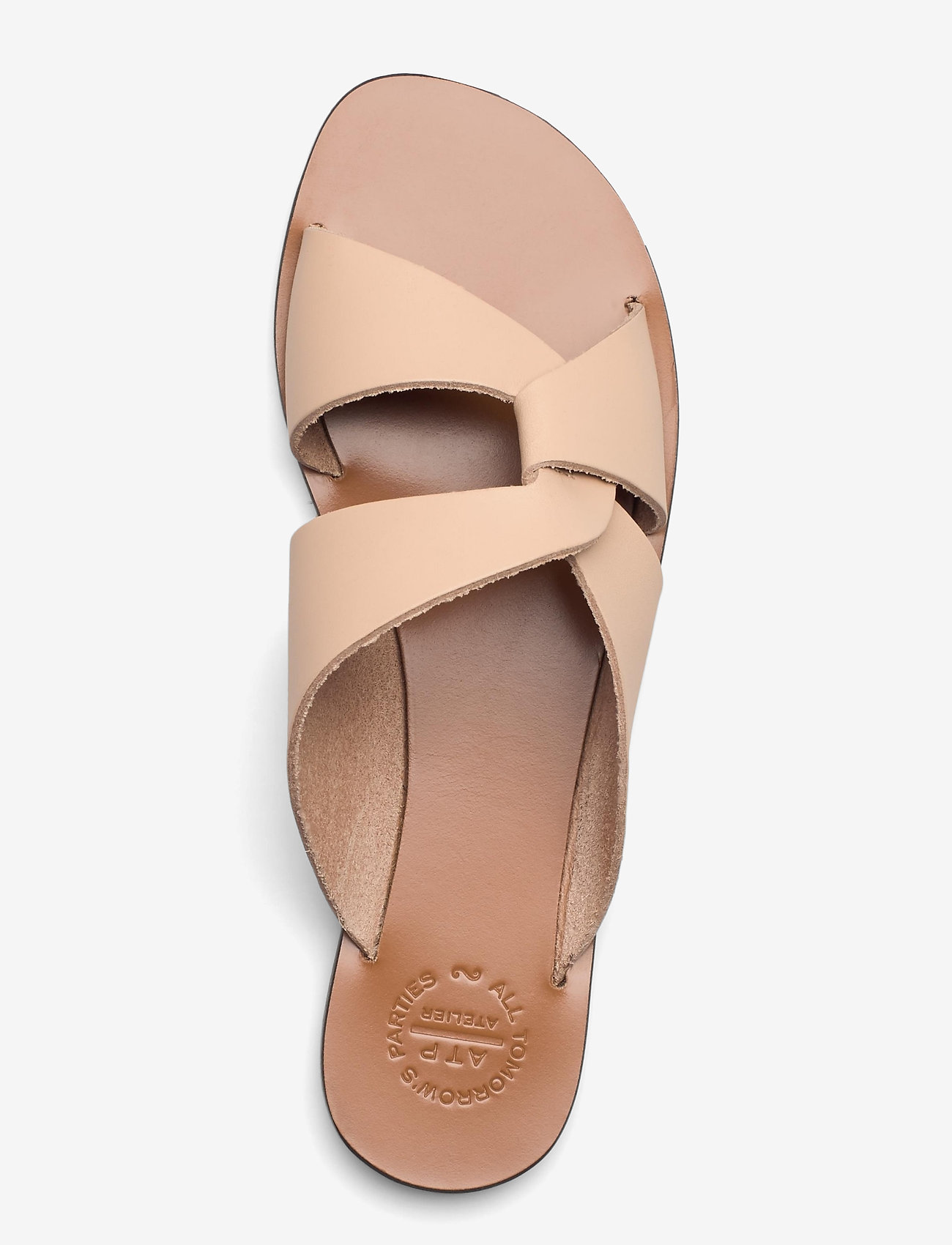 ATP Atelier - Allai Sand Vacchetta - platta sandaler - sand - 3