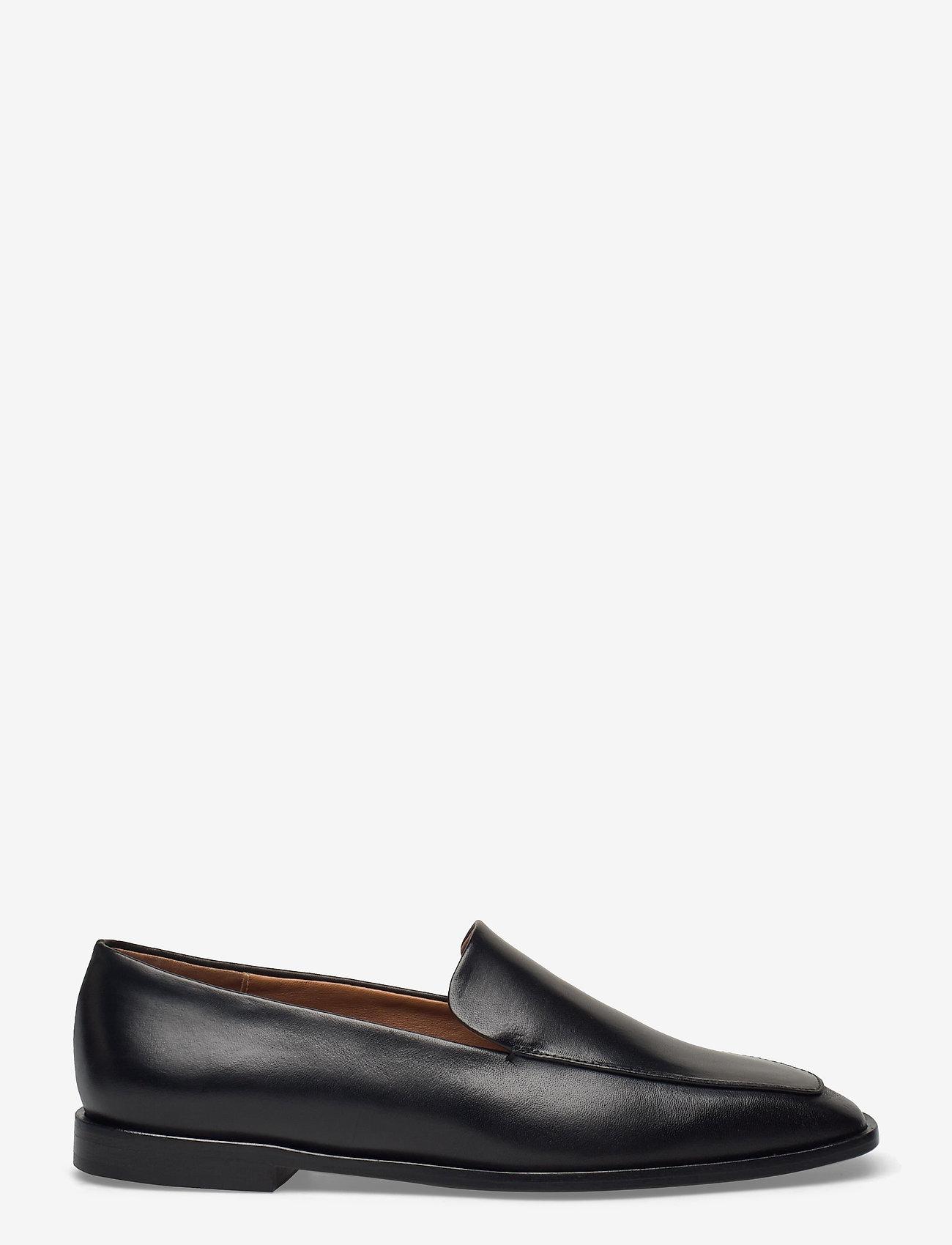 ATP Atelier - Loconia Black Vacchetta - loafers - black - 1