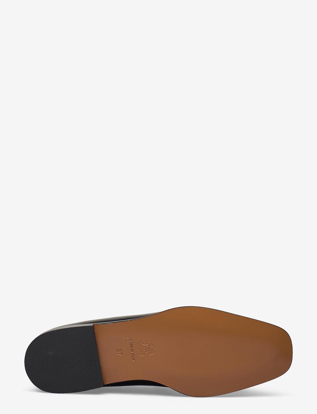ATP Atelier - Loconia Black Vacchetta - loafers - black - 4