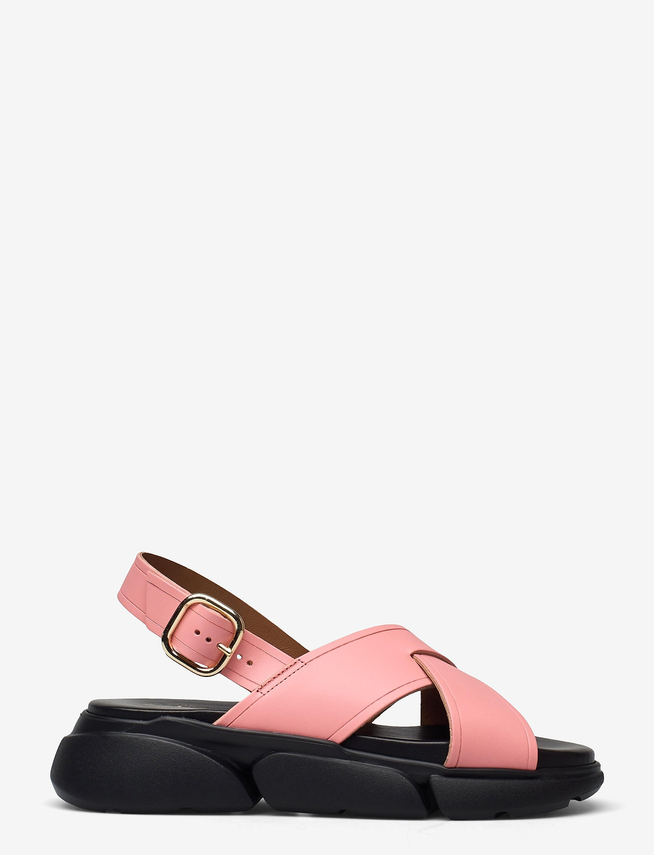 ATP Atelier - Barisci Candy Pink Vacchetta - platta sandaler - candy pink - 1