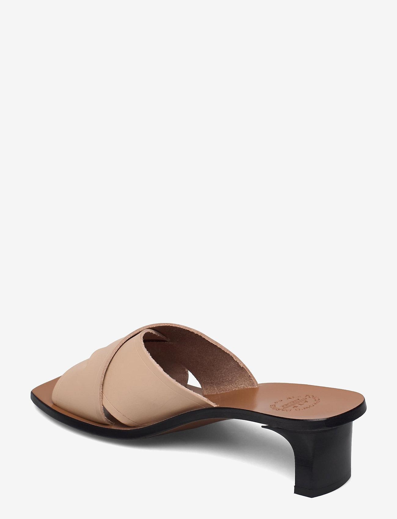 ATP Atelier - Stornarella Sand Vacchetta - heeled sandals - sand - 2