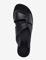 ATP Atelier - Allai - platta sandaler - black - 3