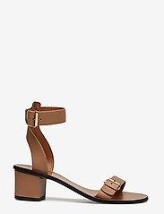 ATP Atelier - Carmen Almond Vacchetta - korolliset sandaalit - almond - 1