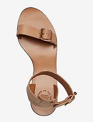 ATP Atelier - Carmen Almond Vacchetta - korolliset sandaalit - almond - 3
