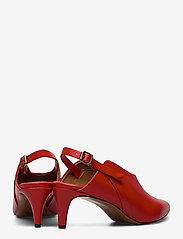 ATP Atelier - Abra Vacchetta - sling backs - tomato red - 4