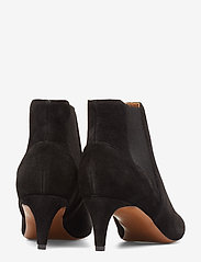 ATP Atelier - Cynara Suede - heeled ankle boots - black - 4