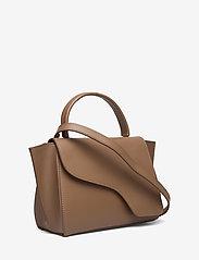 ATP Atelier - Arezzo Khaki Brown Vacchetta - bags - khaki brown - 2