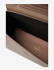 ATP Atelier - Arezzo Khaki Brown Vacchetta - bags - khaki brown - 3