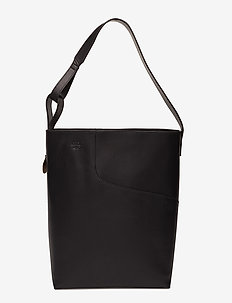 Pienza Vacchetta - fashion shoppers - black