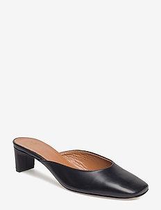Alloro Vacchetta - høyhælte sandaler - black