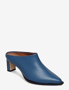 Fave Sky Blue Vacchetta - klassiske pumps - sky blue